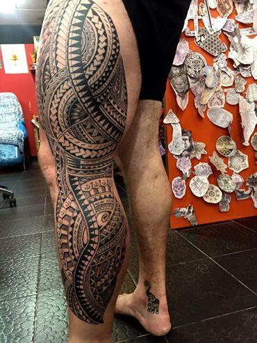 Maori Koh Tao Bamboo Tattoo Thailand Bamboo Tattoo Bamboo Tattoo