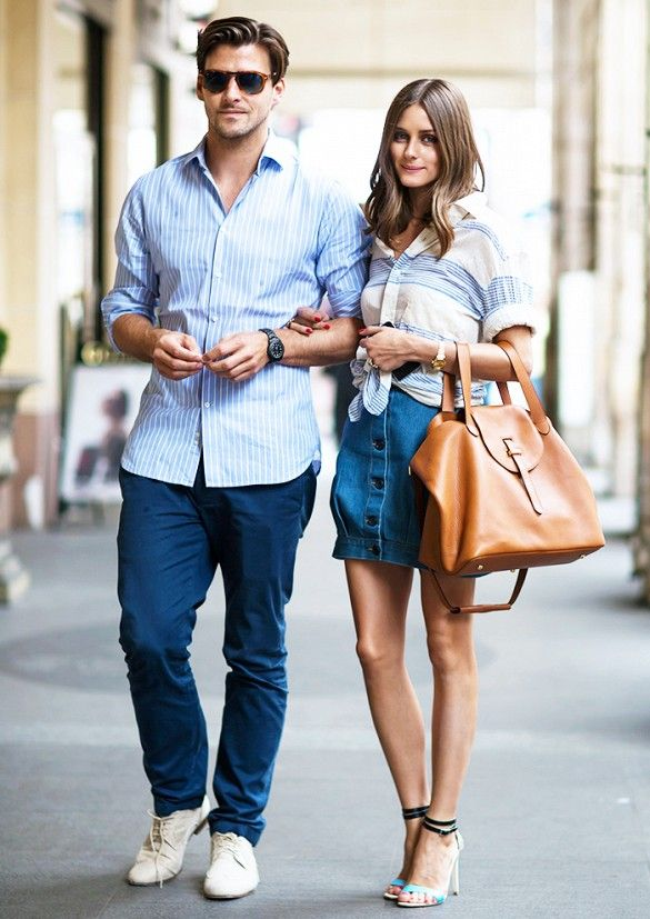 The Olivia Palermo Guide to Accessorizing Like a Pro http://www.AmericasMall.com