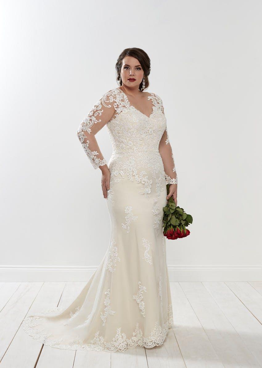 Big girl wedding dresses  Wedding dress Athena  big girls  Pinterest  Wedding dress
