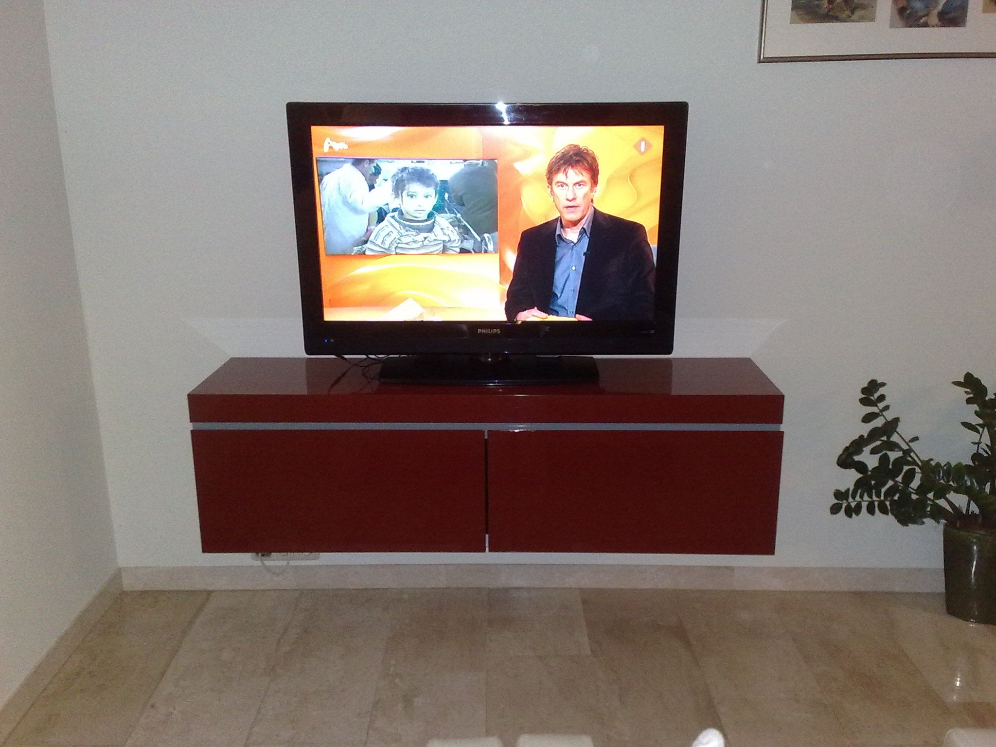 Tv Kast Kersenkleur.Kersen Meubelen Modern Meuble Gallery Collection