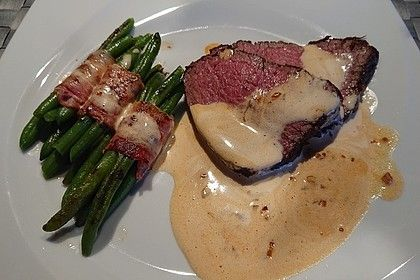 Photo of Beef fillet with whiskey cream sauce from Nicusi | chef