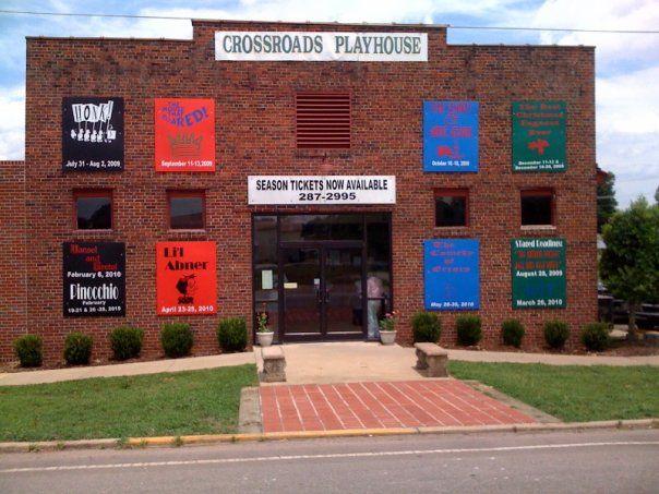 Corinth Theatre Arts in Corinth, Mississippi