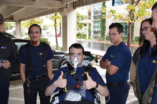 EMT training in San Diego! | EMT | San diego, Train