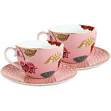 37cfde9ec4a PiP Studio Fantasy Cup & Saucer   Alles in Pink-, und Roséetönen in ...