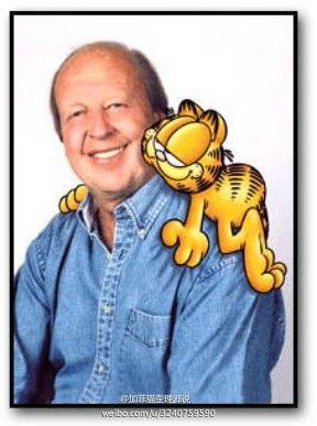 Garfield with Jim