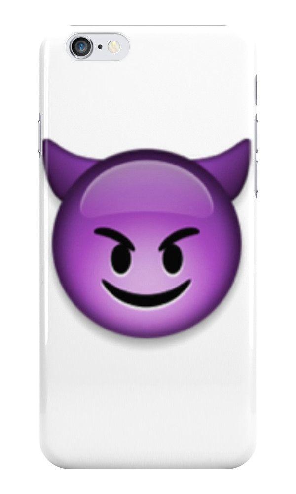 Devil emoji by aleon
