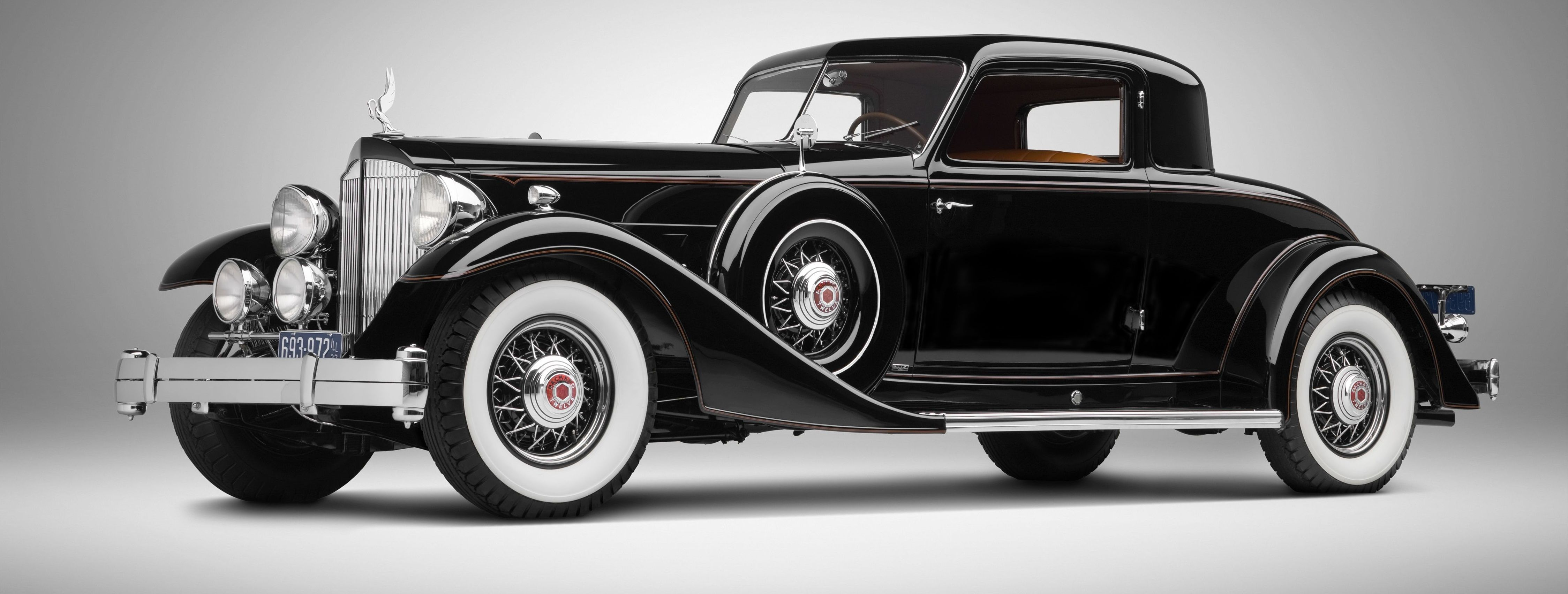1933 Packard Twelve Stationary Coupe 1930 S Cars 1930s Most Beautiful