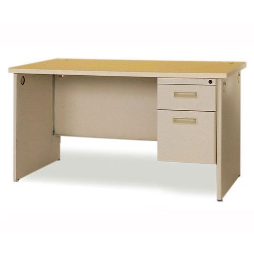 Marvel Single Pedestal Desk 60 X 30 By Marvel 529 00 Full