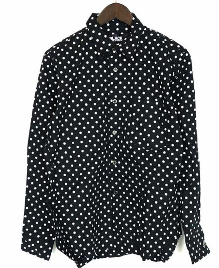 02ff8cbb CDG Polka Dots Shirt in 2019 | Clothes | Polka dot shirt, Polka dots ...