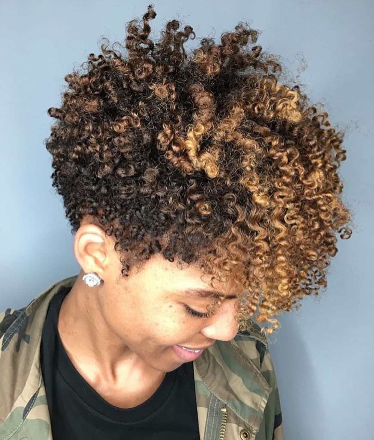 10 Inspo Worthy Protective Summer Hairstyle Trends For Natural Hair Ecemella Natural Hair Styles Twist Braid Hairstyles Curly Hair Styles Naturally