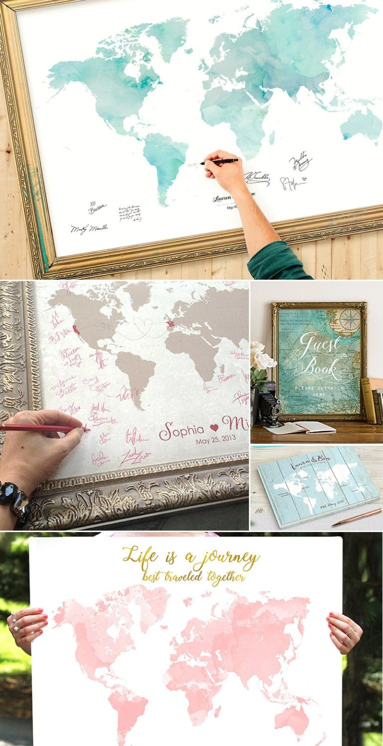 75+ Creative Travel Themed Wedding Ideas That Inspire | Travel ...