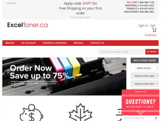 Excel Toner Coupon Promo Codes On October 2019 Coupon Deer