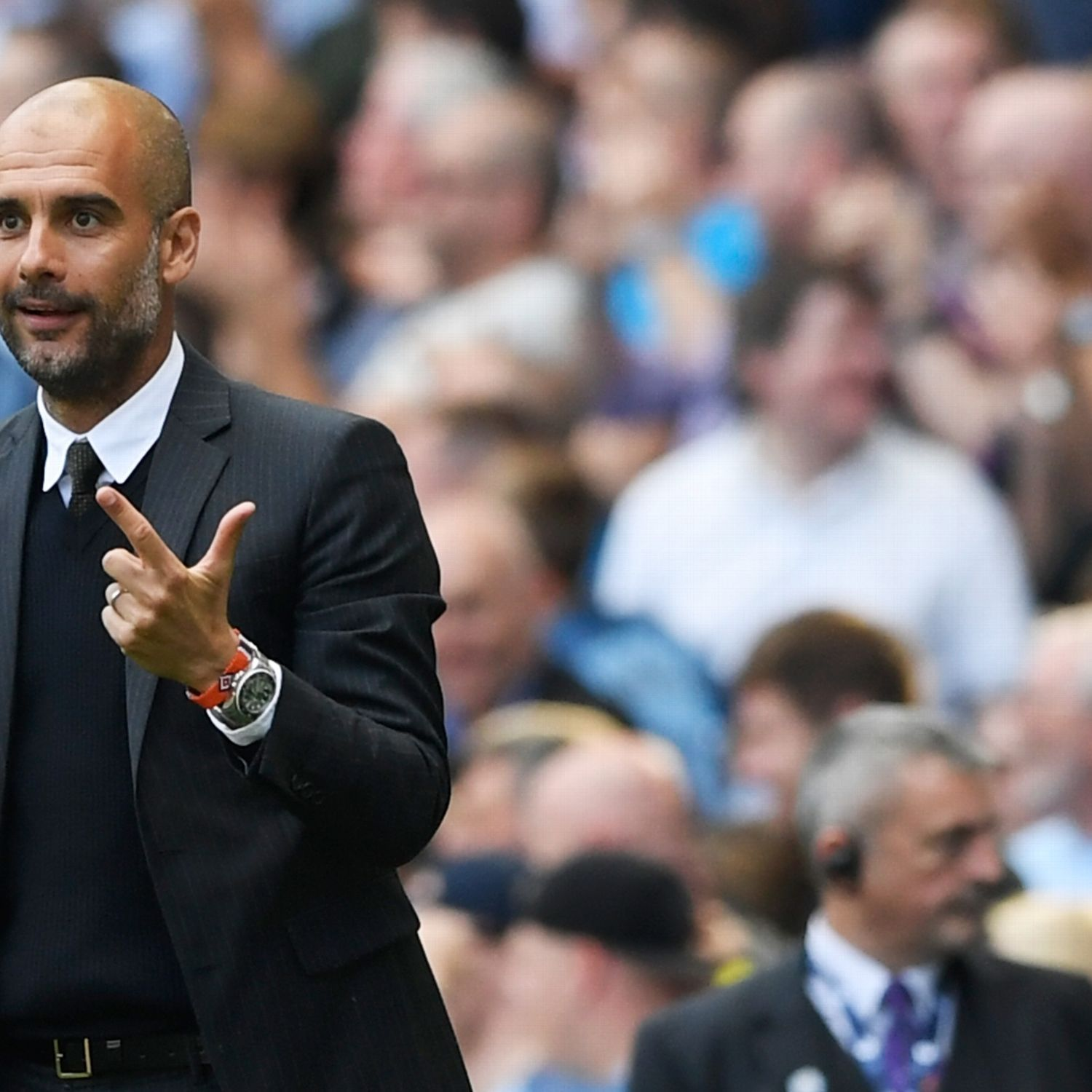 Burley: Pep gets most out of Man City