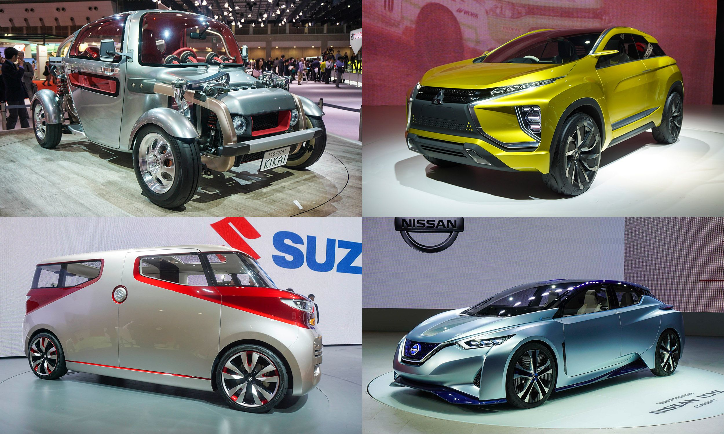 2015 Tokyo Motor Show: Best Concept Cars   Concept cars ...