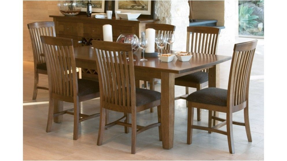 Balmoral 7 Piece Dining Suite Dining Furniture Dining