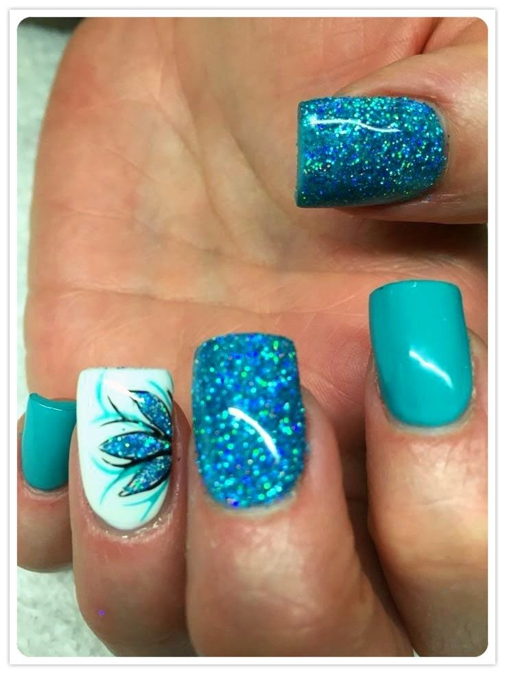 100+ Summer Nail Arts That You Will Try | Summer nail art, Daily ...