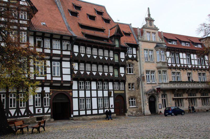Sightseeing Braunschweig Verführung der