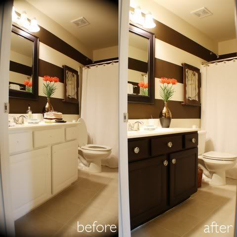 faux painted cabinets. (With images)   Mdf cabinets ...