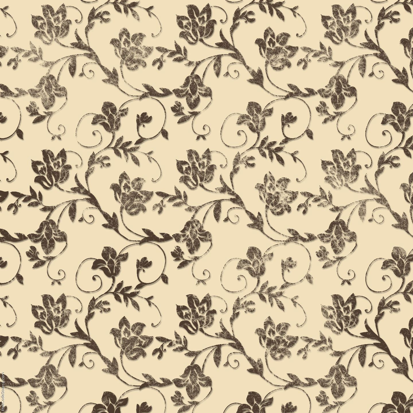 vintage floral desktop wallpaper vintage flowers pattern
