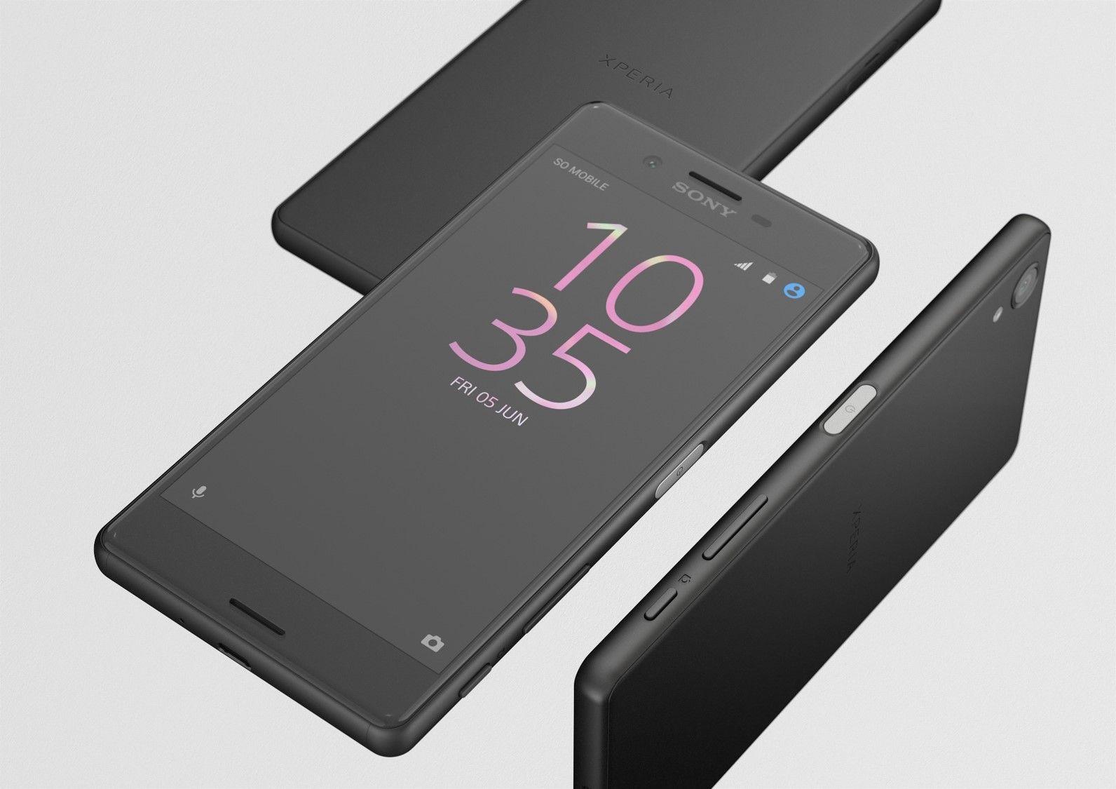 Η Sony Mobile εξελίσσει λανσάρει στην αγορά το νέο Xperia X smartphone