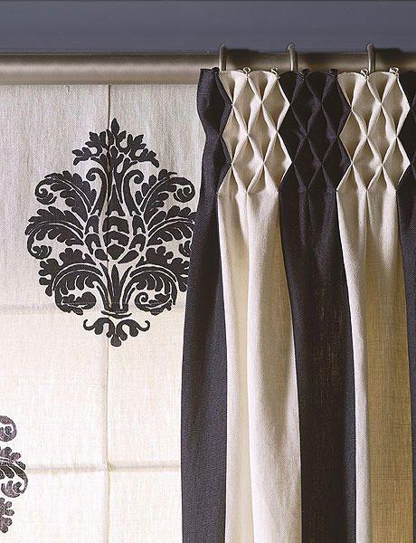 Estilos y formas de colgarlas window paris decor and - Estilos de cortinas ...