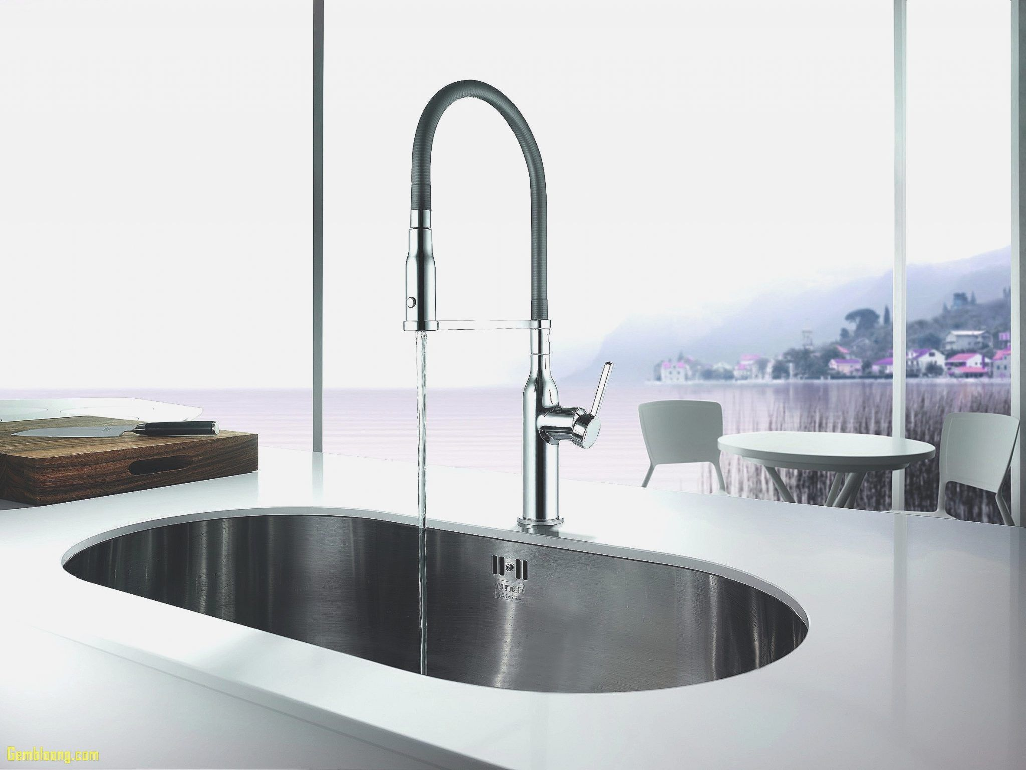Hansgrohe Metro Higharc Kitchen Faucet   Hansgrohe Metro E, Hansgrohe Metro  E High Arc Kitchen