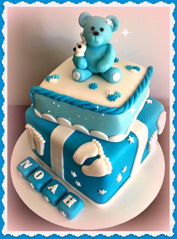 Souvent Gateau ourson pour un baptême | Gâteaux | Pinterest | Ourson  OS22