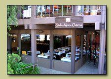 Stella Alpina, best Italian restaurant in Burlingame (gnocchi is a ...