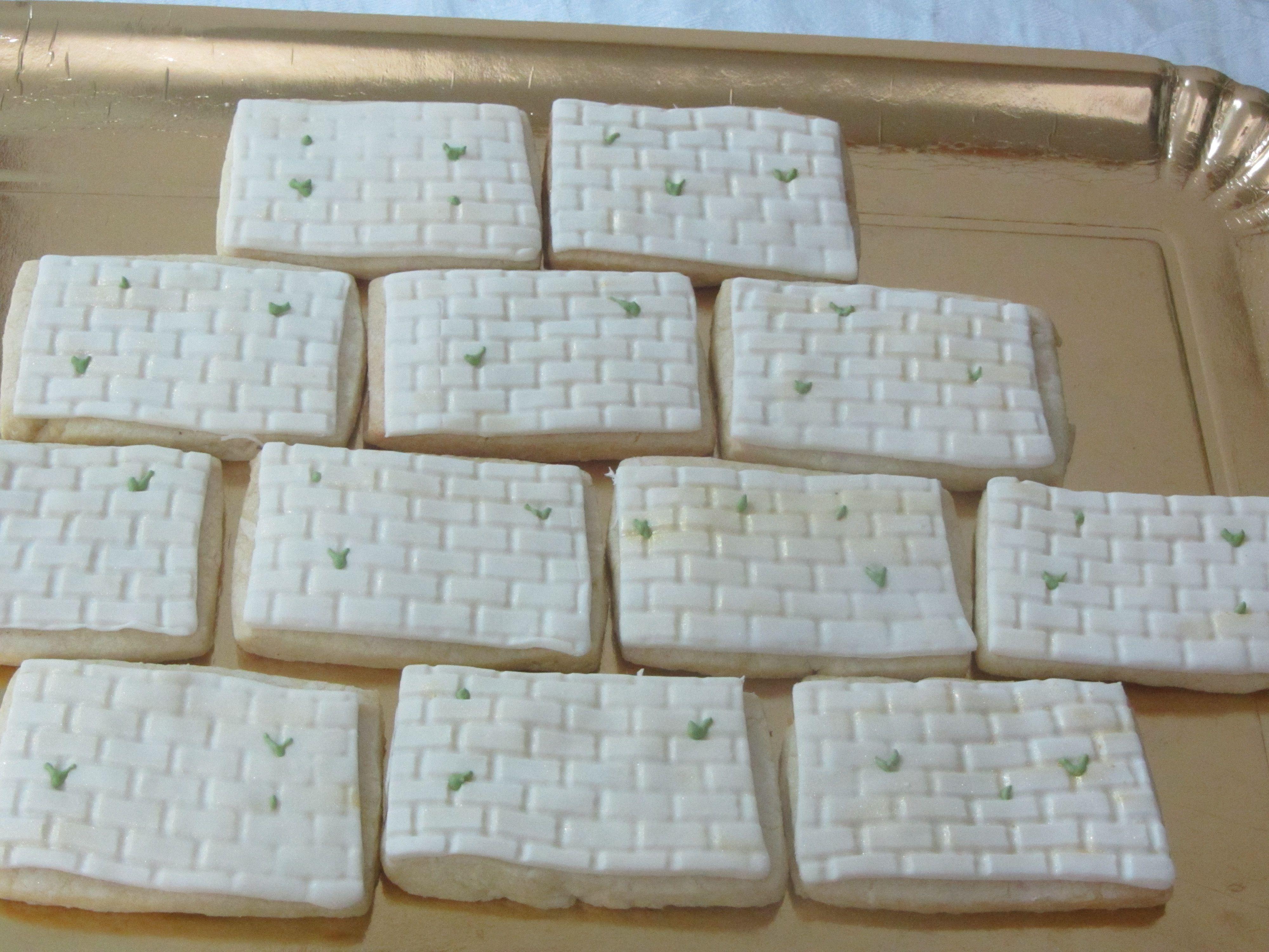 Sugar cookies like you never had before!