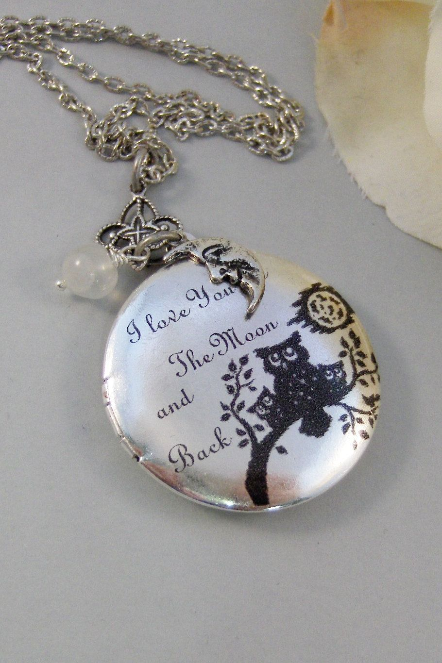 necklaces keepsakes c and memorial infinity lockets loss baby personalized