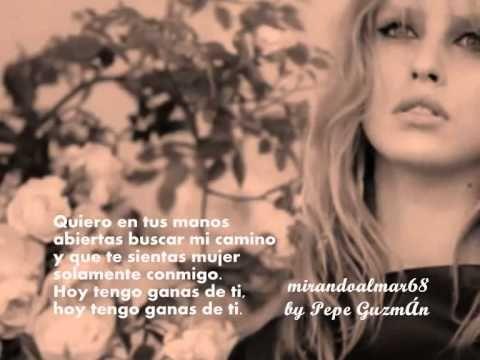 Alejandro Fernandez Y Christina Aguilera Hoy Tengo Ganas De Ti