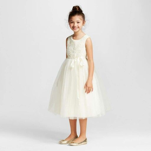 Flower Girl Dress For 39 99 At Target Wedding Ideas