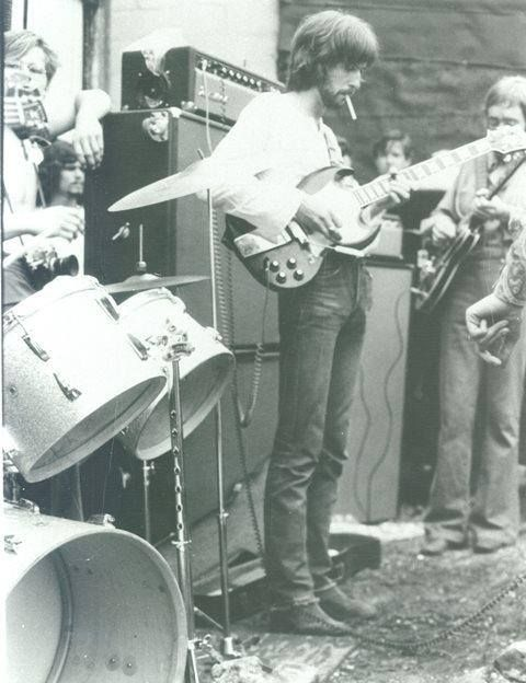 Eric Clapton in Derek And The Dominos