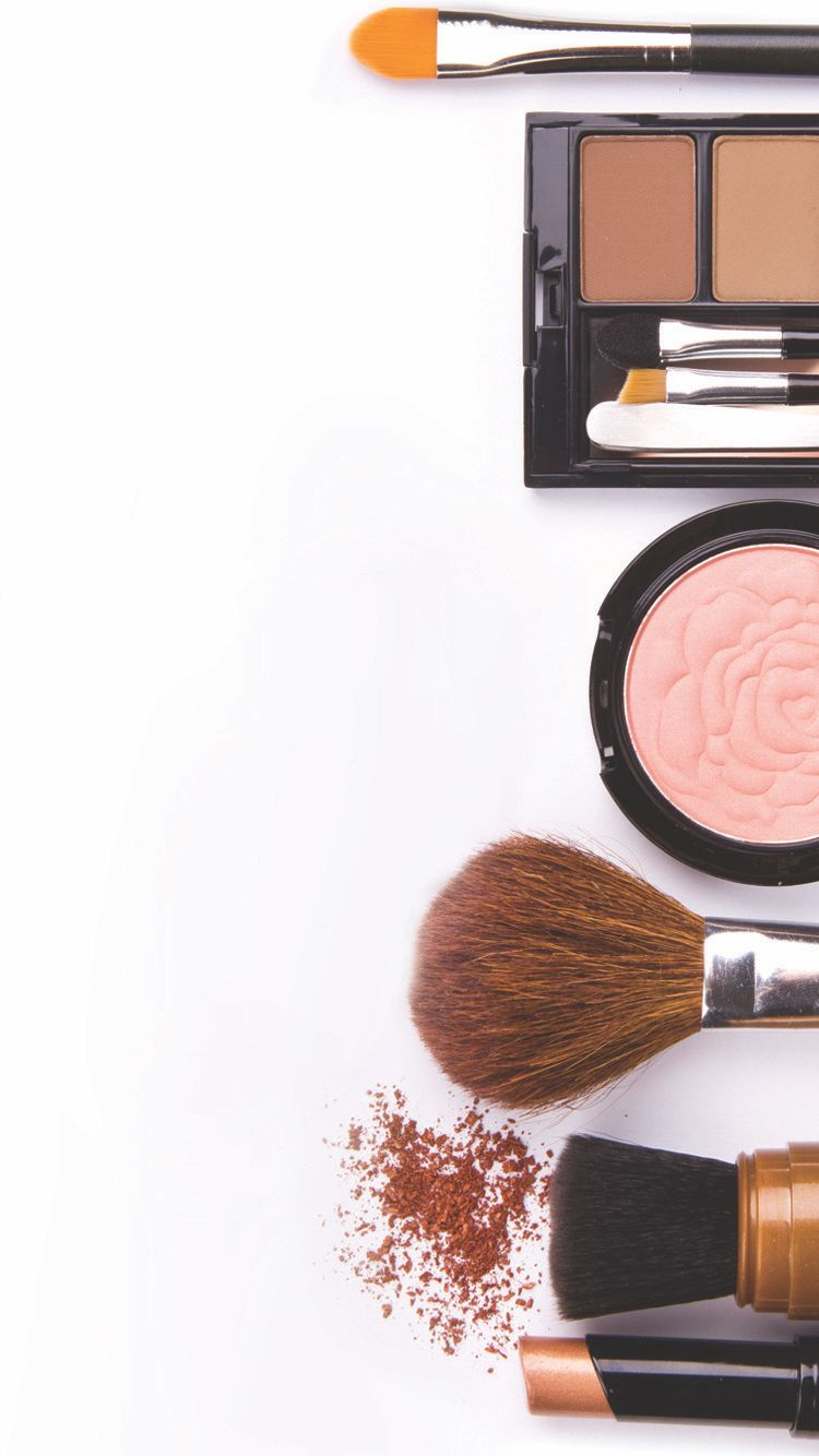 Makeup Iphone Wallpaper Hairstyle And Make Up Papel De