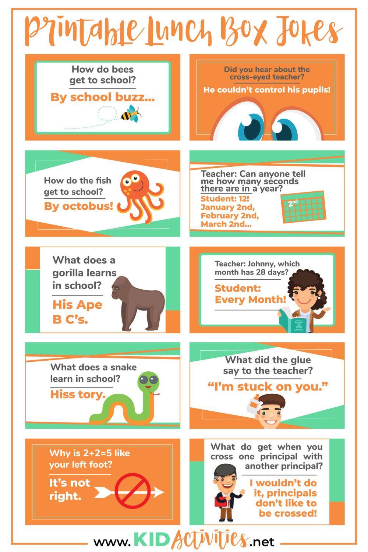 71 Clean Jokes for Kids to Tell at School Clean jokes