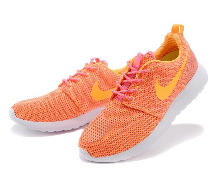 Nike Roshe Run Femme Chaussure couleur prix spécial
