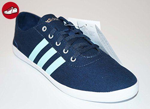 Adidas Neo Qt Vulc VS W F98885 und F98887 Turnschuhe Sneaker Canvas (38,  Dunkelblau
