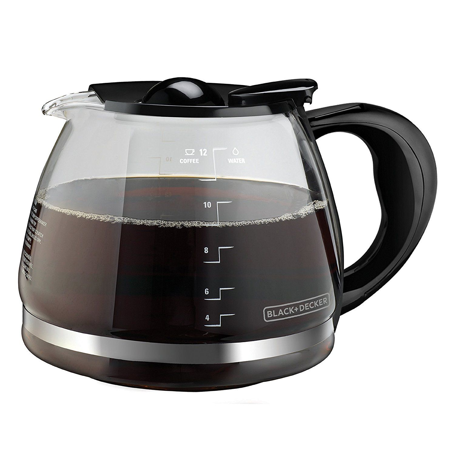 Blackdecker cup replacement carafe category coffee accessories