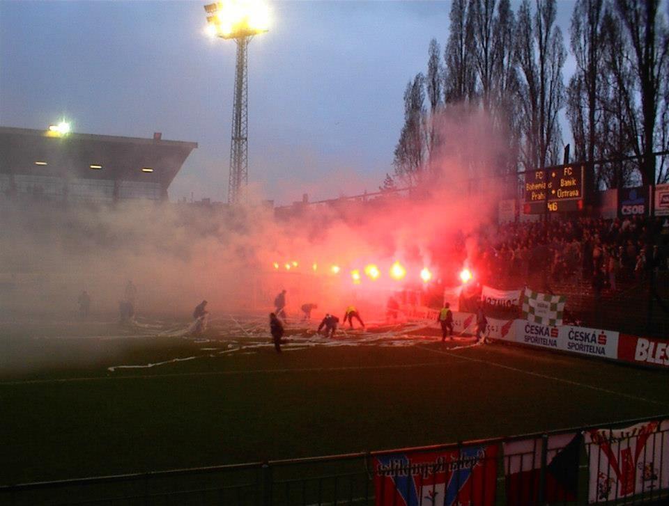 Stadion Dolicek In Praha Hlavni Mesto Praha Stadion Besuchen