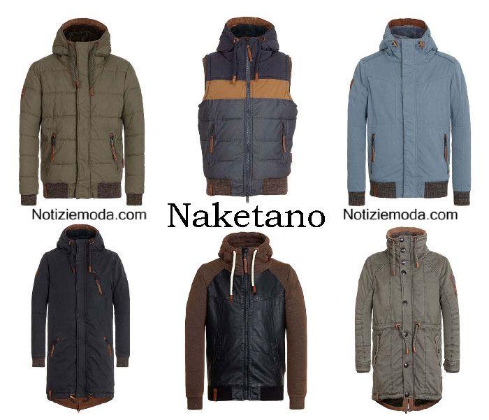 newest collection 2d437 da36f Giubbotti Naketano autunno inverno 2016 2017 uomo | Moda ...