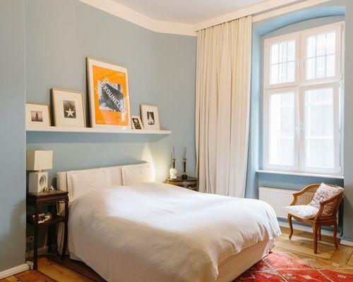 Lieblich Nice Tender Blue For The Bedroom! / Schönes Blassblau Für´s Schlafzimmer!  Design