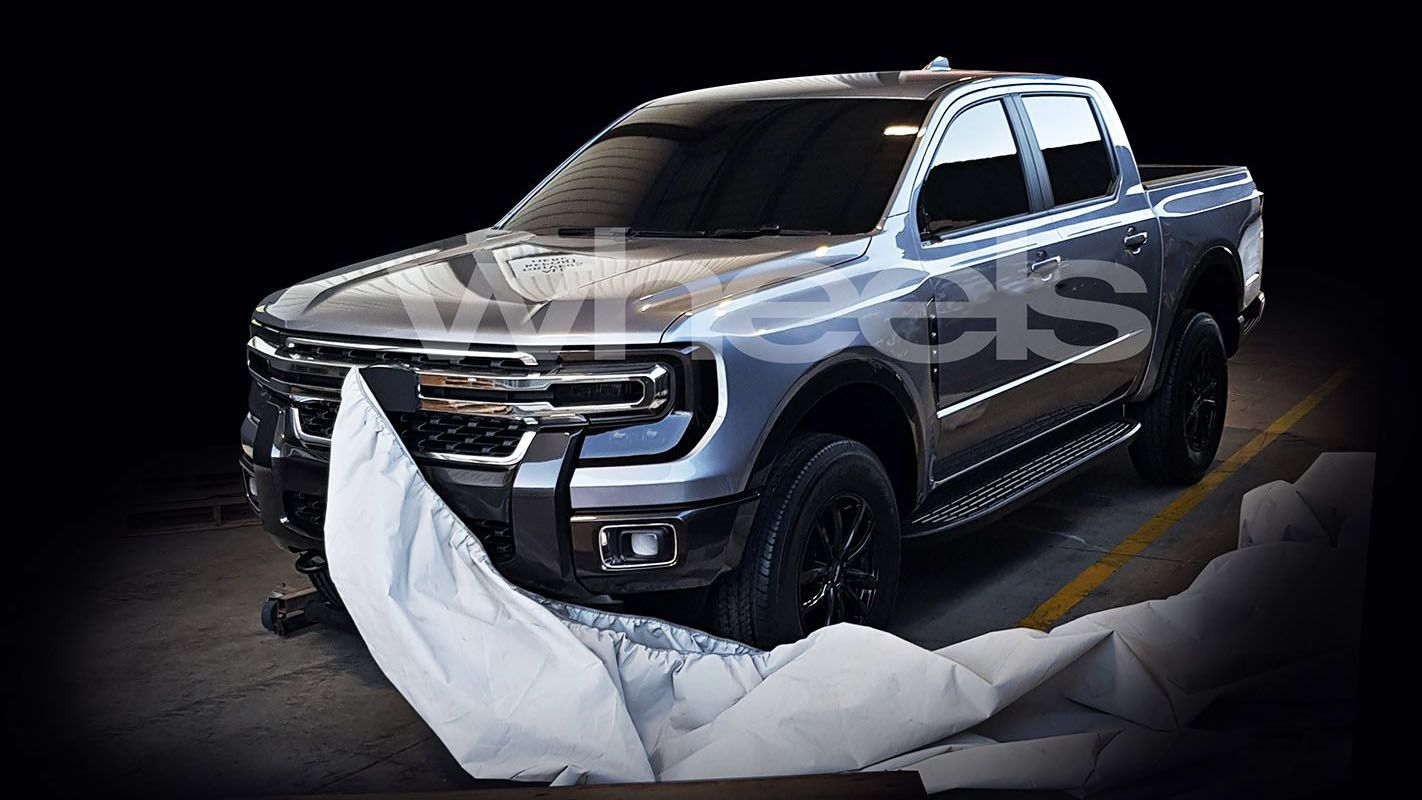 Is This The Next Generation Ford Ranger Ford Ranger 2020 Ford