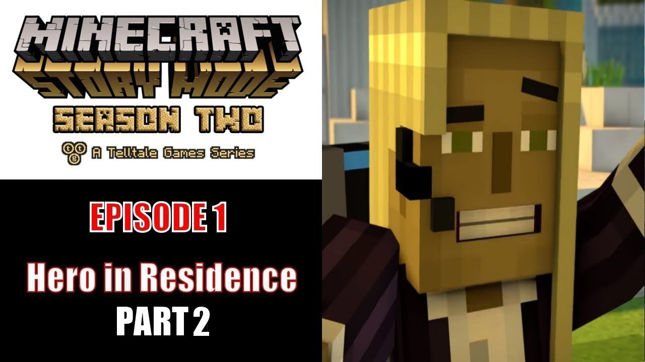 Minecraft Story Mode Season 2 Episode 1 Gameplay Walkthrough
