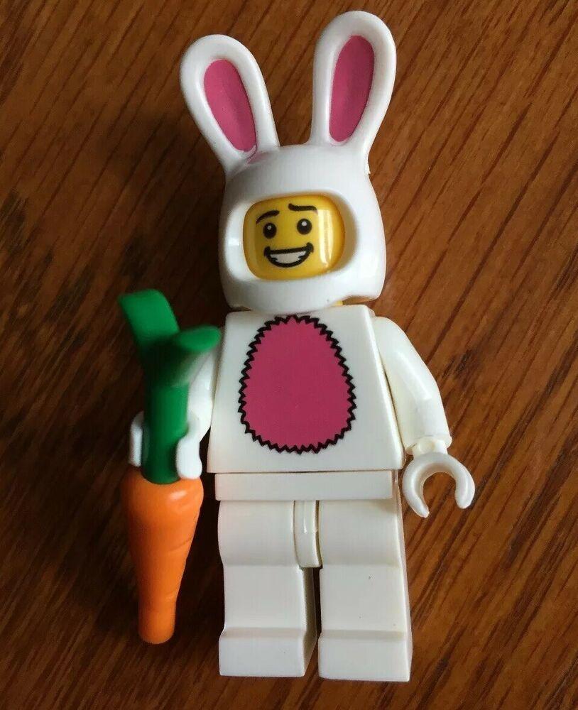 Lowered Unibrow LEGO Minifigure Head YELLOW Male Boy Dual Sided Raised Unibrow