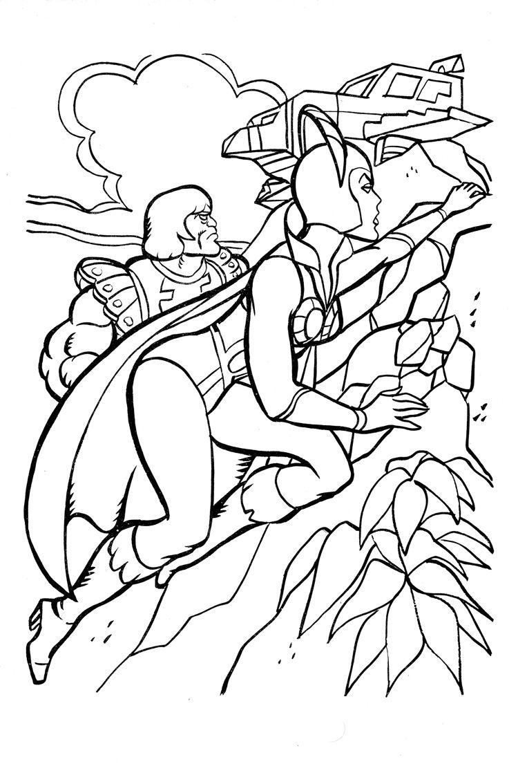 James Eatock Presents: The He-Man and She-Ra Blog!: August 2012   2 ...