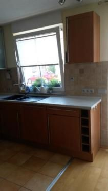 Wunderschöne Einbauküche Küche inkl. Elektrogeräten in ...