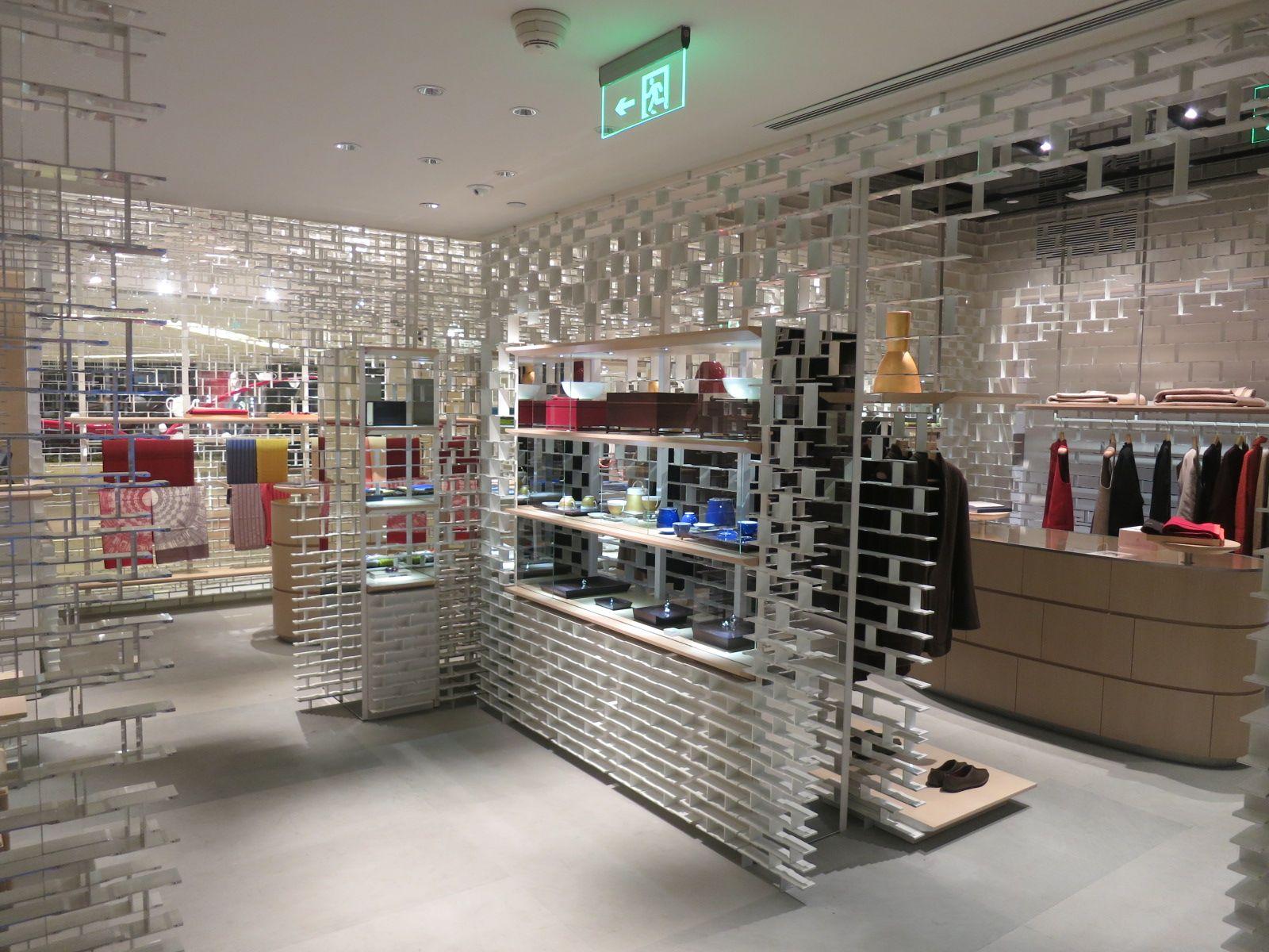 Unique Store Interiors Each Shangxia Boutique Features A Unique Interior Design