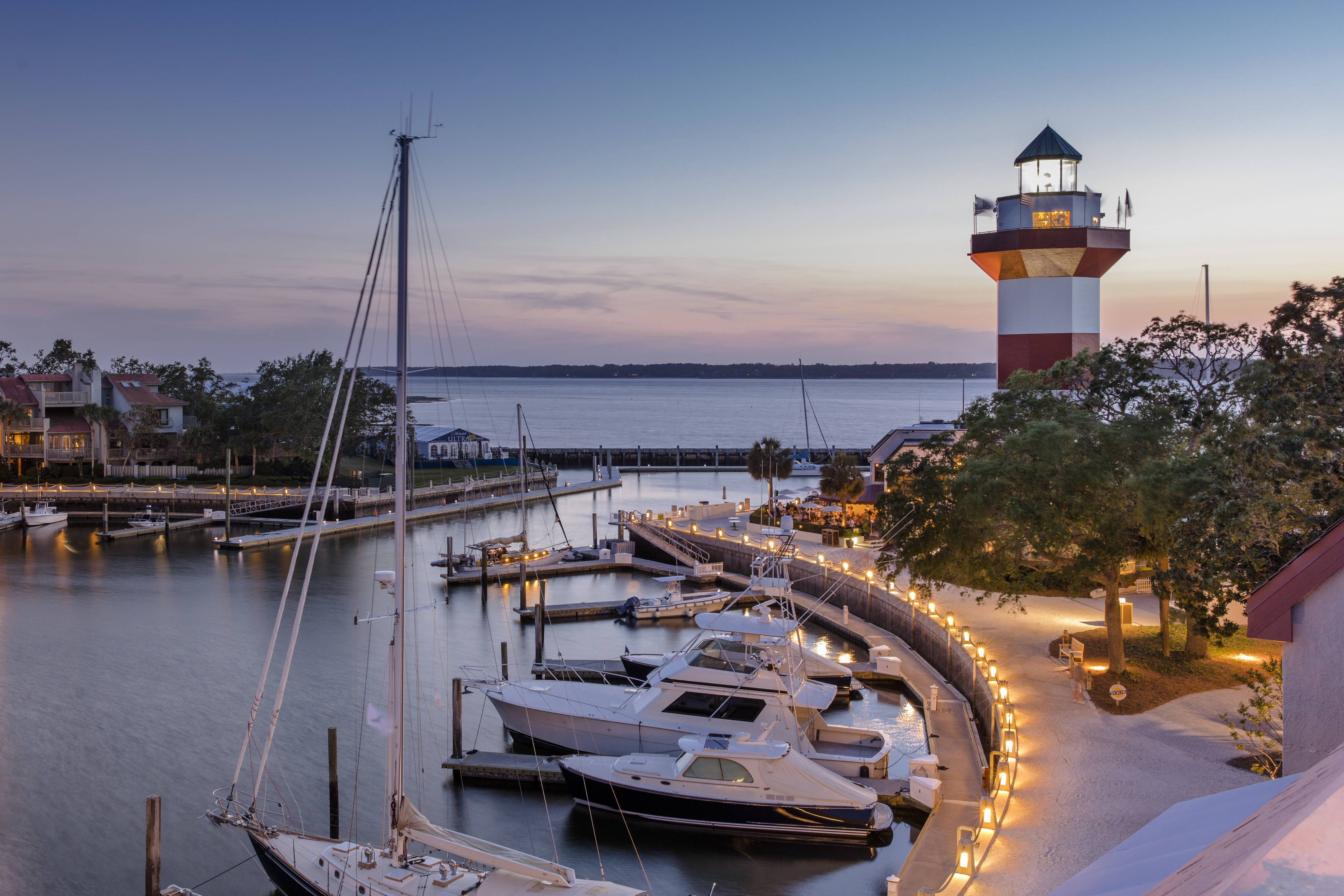 harbour town - HD4000×2667