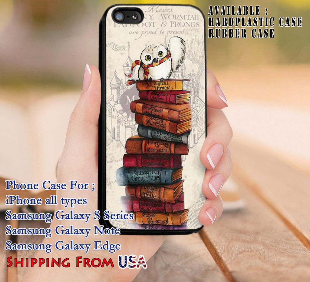 finest selection f63e8 e2c25 Hedwig Harry Potter iPhone 6s 6 6s 5c 5s Cases Samsung Galaxy s5 s6 ...