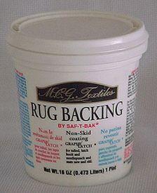 Rug Backing Rug Hooking Rug Yarn Fabric Accessories